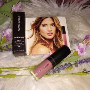 🆕❤️ 3/$15 bareMinerals Gen Nude Matte Lipcolor